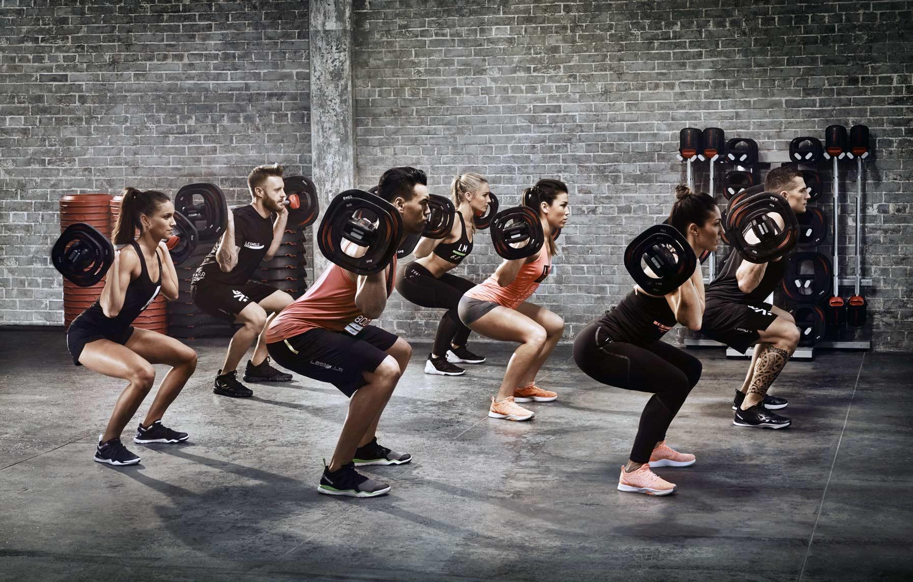 le studio sport - body-pump